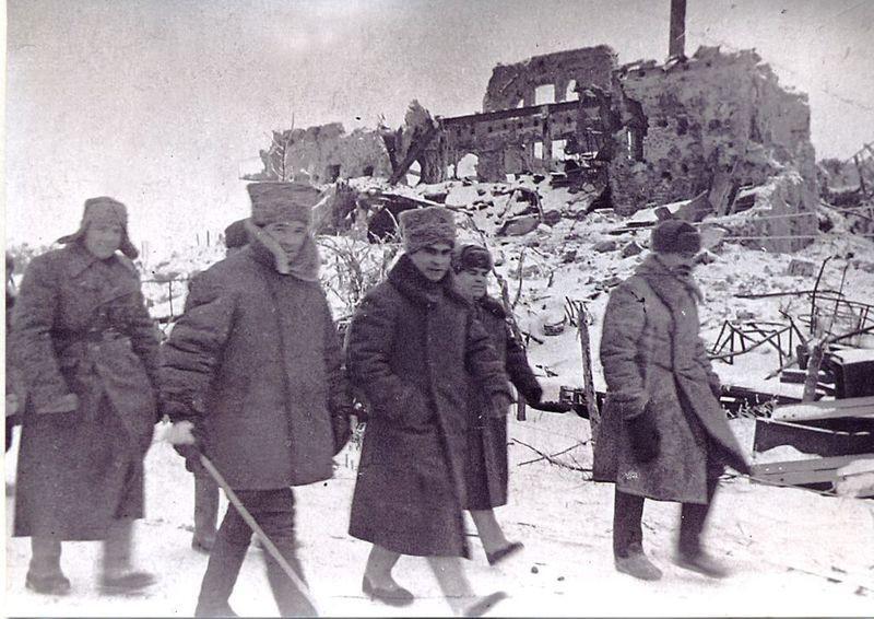 Сталинград. История победы