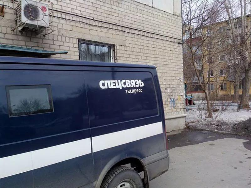 """На северо-востоке Москвы совершено нападение на фельдъегерей """"Спецсвязи"""""""