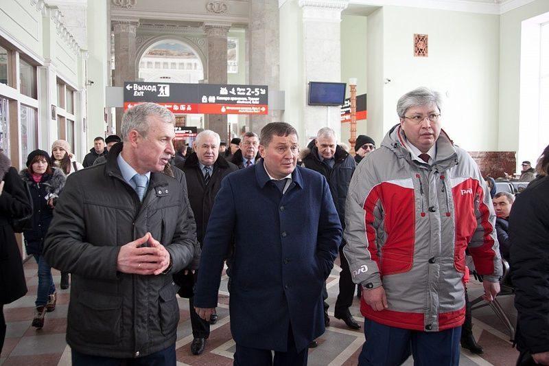 От аэропорта Волгограда до Волжского пустят поезда