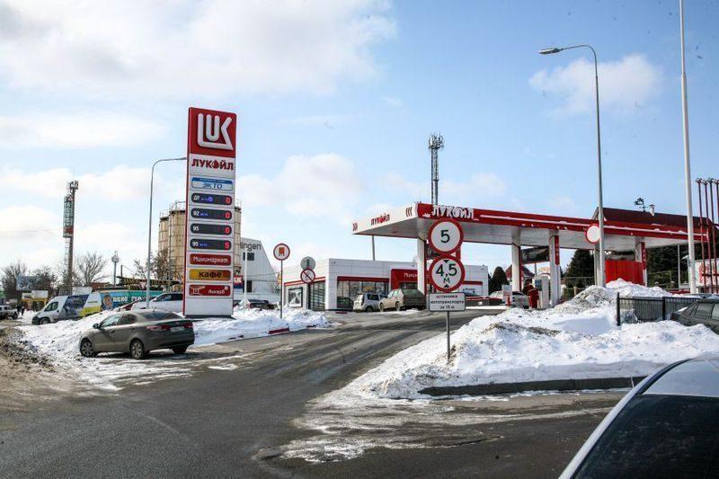 """Громкоговорящий """"Лукойл"""" нарушает покой жителей 2-го километра"""