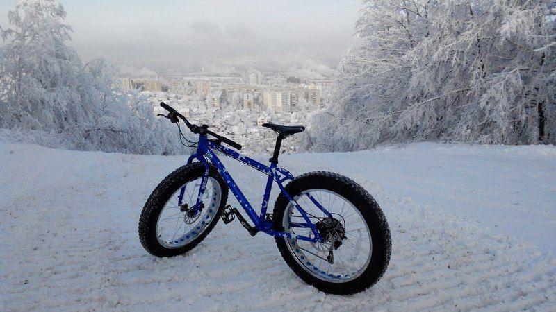 Предок героя Родимцева прибудет в Волгоград по льду Волги на велосипеде