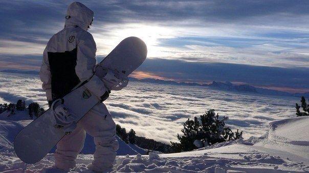 В Волгограде нашли сноубордиста, пропавшего в горах Шерегеша