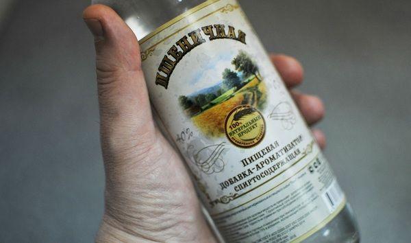 В России запретили продажу пищевых добавок на спирту