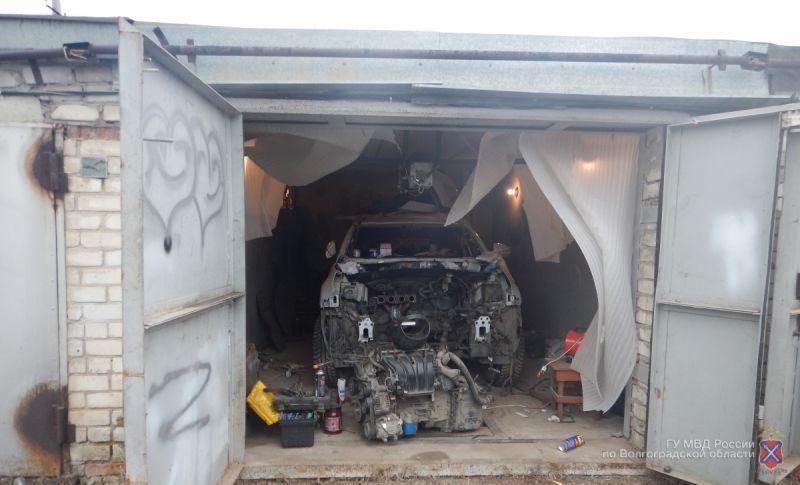 Полиция поймала двух автоворов из Красноармейского