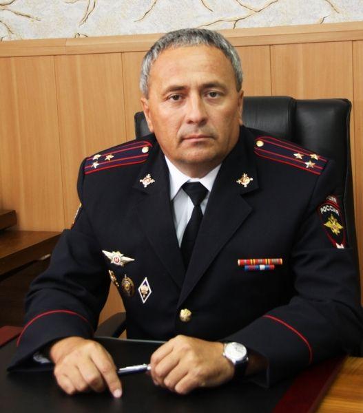 В Волгоградской области назначили нового руководителя ГИБДД