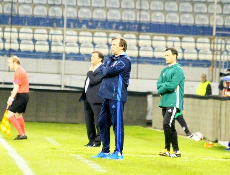 Бородюк начал с поражения от Кипра