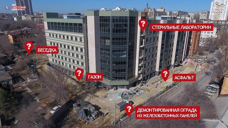 Генпрокуратуру просят проверить строительство инновационного центра в Волгограде