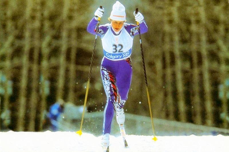 Прославленная лыжница Раиса Сметанина отметила юбилей