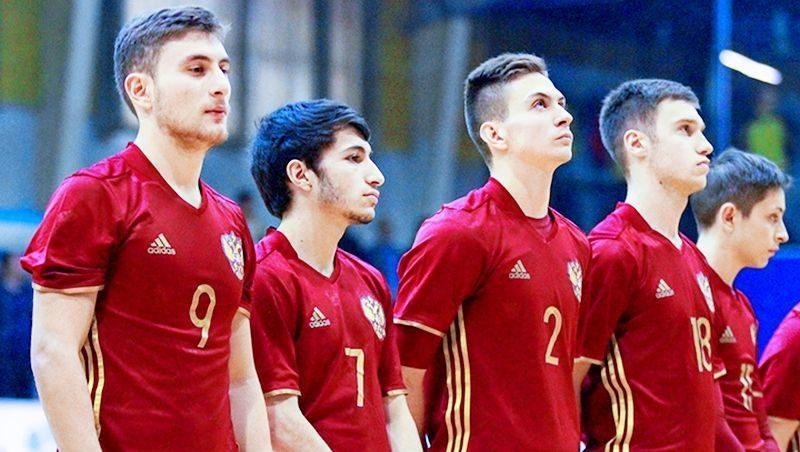 Сборная России сыграет два матча с Португалией