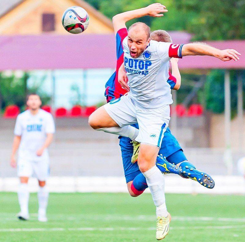 В Волгоград приходит «большой» футбол