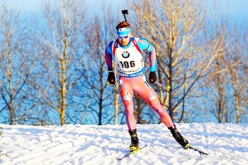 Шипулин выиграл бронзу в спринте