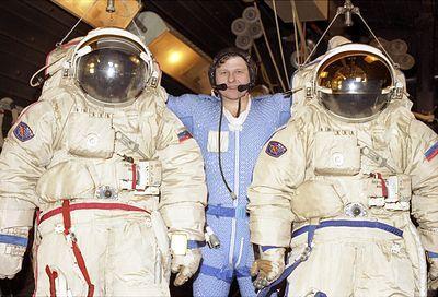 В России набирают космонавтов для полётов на Луну