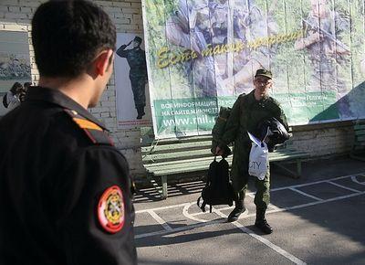 Президент России подписал указ о весеннем призыве в армию