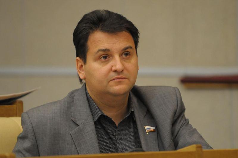 Депутат ГД Олег Михеев