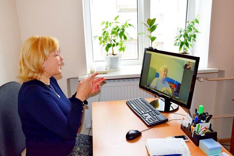 В Волгограде заработал диспетчерский центр для инвалидов по слуху