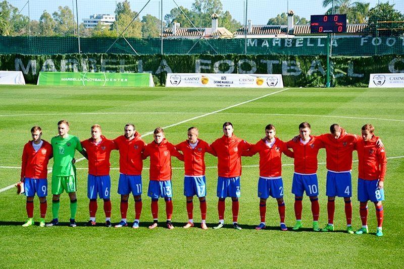 Команда Евгения Бушманова обыграла Норвегию