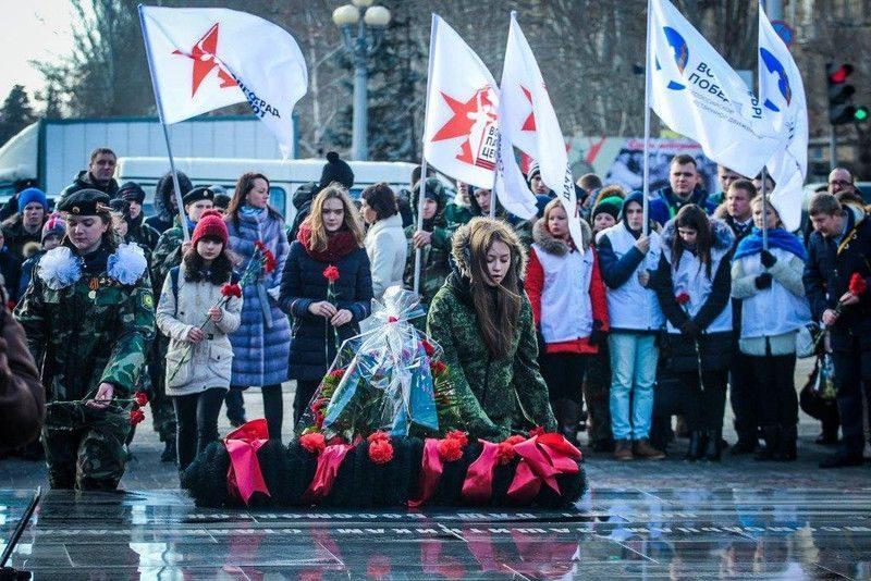 В Волгоградской области набирают волонтеров для участия в торжествах ко Дню Победы