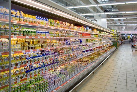 В России могут запретить работу гипермаркетов в выходные дни