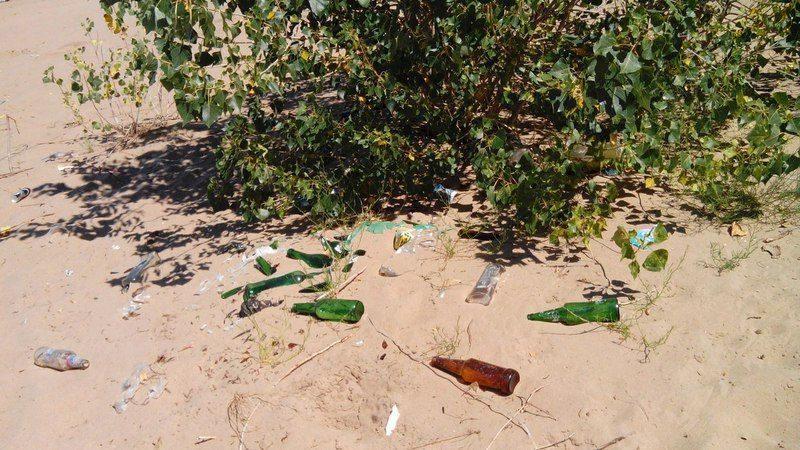 Волгоградец призвал горожан перестать мусорить