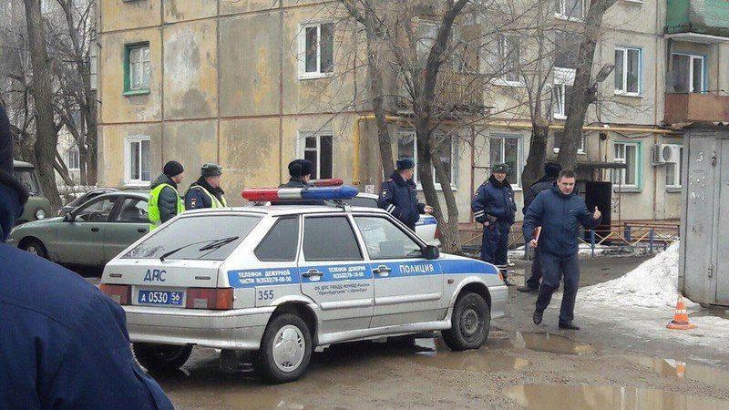 Вооружённые налётчики расстреляли инкассаторов в Оренбурге