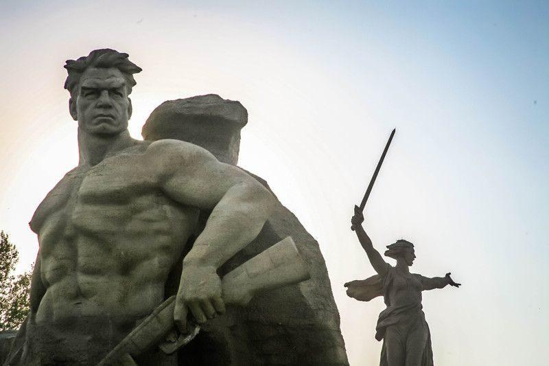 Лидер ЛДПР предложил переименовать Волгоград в Сталинград