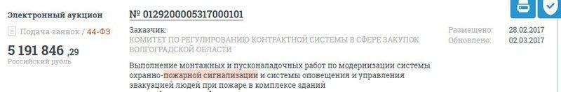 За 5 млн рублей губернатора Андрея Бочарова защитят от пожаров