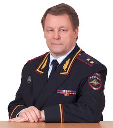 Владимир Путин уволил главу ГИБДД