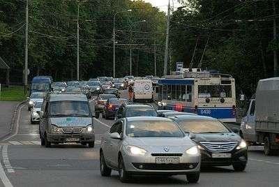 В Волгограде ограничат движение транспорта на майские праздники