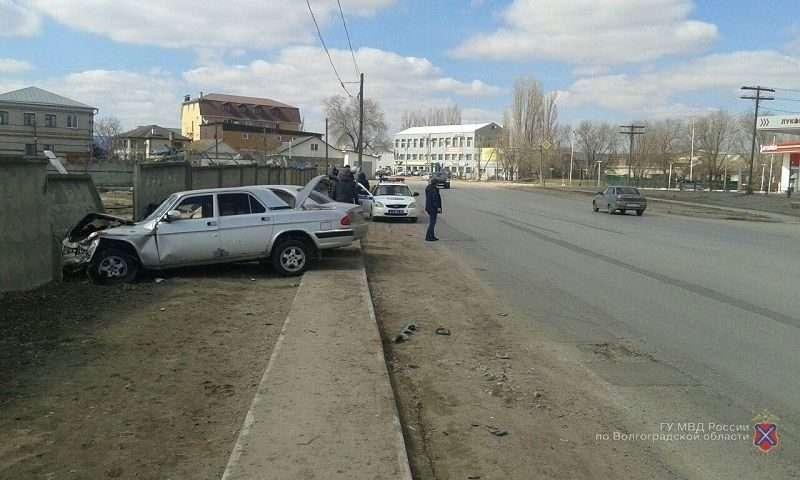 При ДТП в Ворошиловском районе пострадали дети