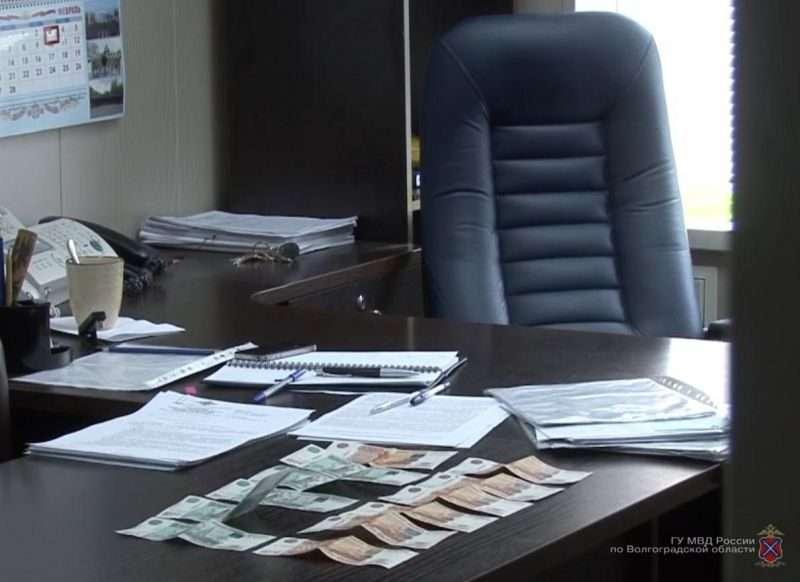 В Волгограде владельцы подпольного казино попались на взятке