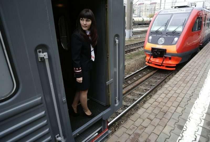 Через Волгоград будет ходить новый поезд до Анапы