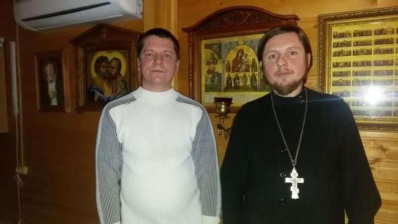 В Волгограде члены «Кибердружины» получили благословение