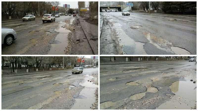 Правительство выделило Волгоградской области 340 млн на дороги