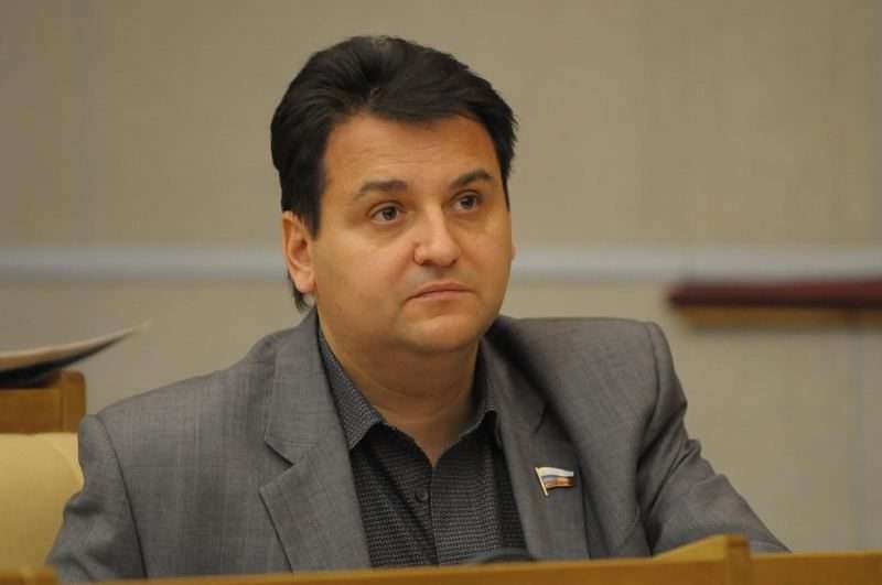 Олега Михеева официально объявили в розыск