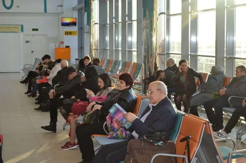 В аэропорту Волгограда изменится работа терминалов