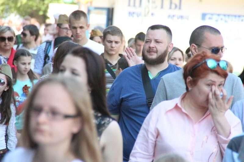 Население Волгограда становится старше