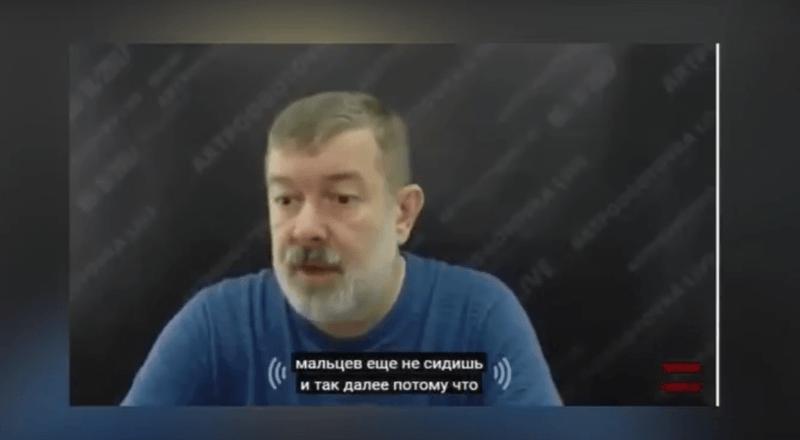 В сети появилось видео с задержанием оппозиционера Мальцева