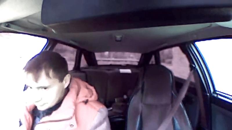 Полиция устроила погоню за пьяным жителем Камышина. ВИДЕО