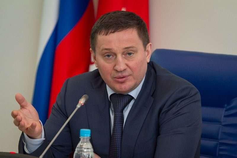 Андрей Бочаров заметно опускается в рейтинге губернаторов
