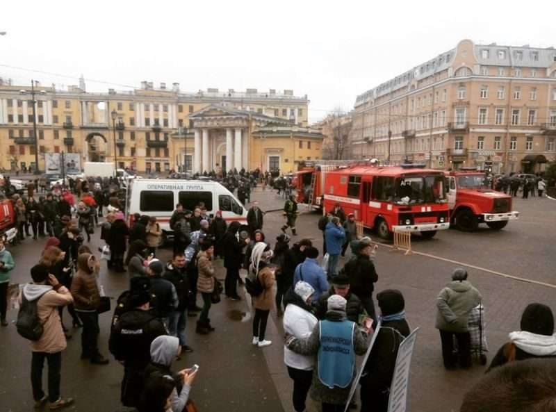 СК России сообщает последние данные по теракту в Санкт-Петербурге. ВИДЕО