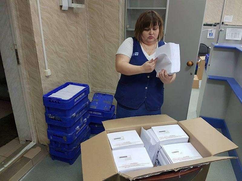 Из Кремля прислали 6 тысяч ответов на жалобы волгоградцев