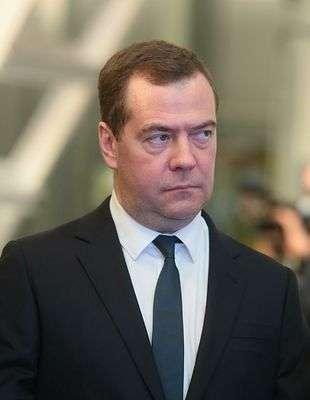Дмитрий Медведев отчитался о своих доходах