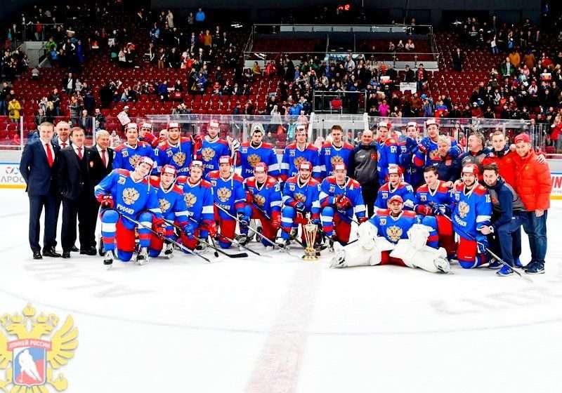 Российские «олимпийцы» выиграли «Кубок Алроса»