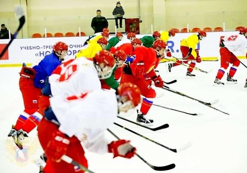 Сборная России U-16 готовится к турниру «Четырех наций»