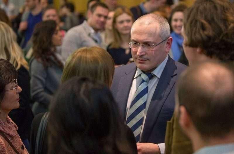 Ольга Писпанен ответила на обвинения Ходорковского в финансировании Навального