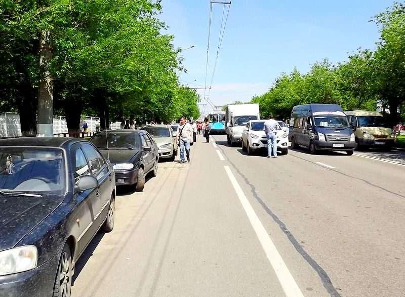 В Волгограде перекроют улицу Гоголя и Университетский проспект