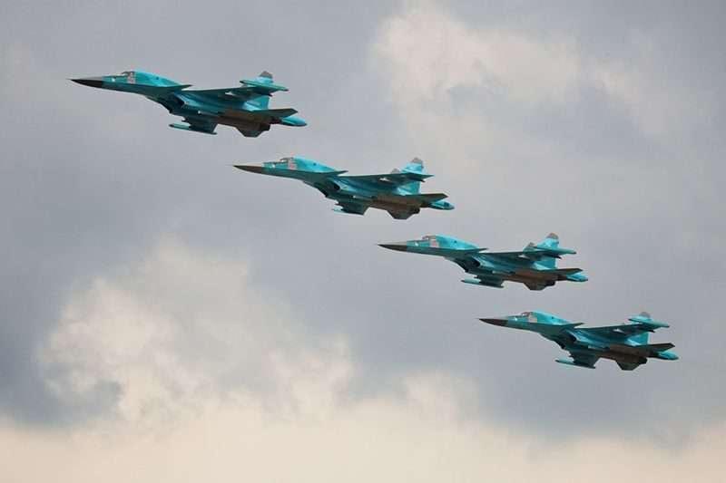 В Волгоградской области по учебной тревоге подняли авиацию