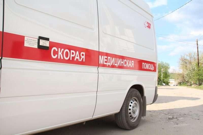 В Ворошиловском районе водитель иномарки сбил девушку