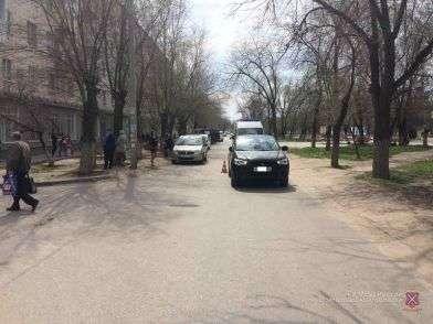 На юге Волгограда автоледи сбила 9-летнего ребенка
