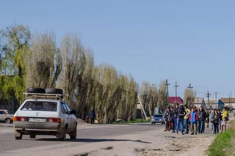Жители Ерзовки оказались отрезаны от Волгограда